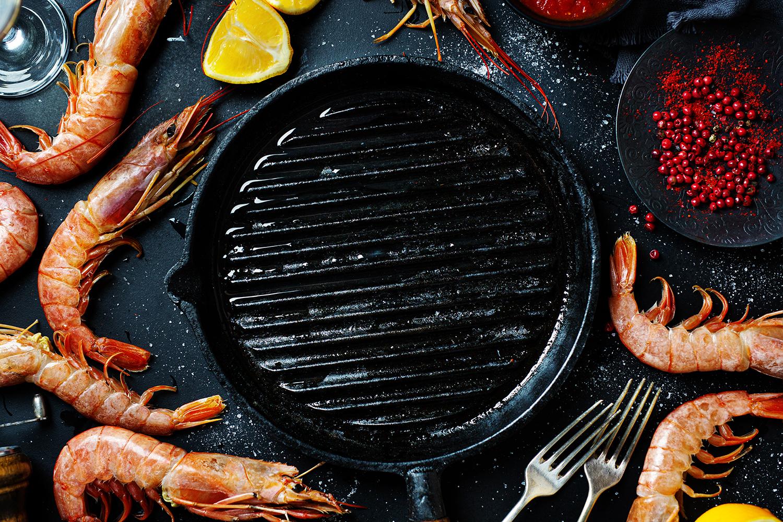recetas de crustaceos